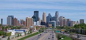 Minneapolis skyline 151