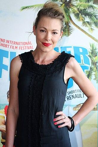 Mirrah Foulkes - Mirrah Foulkes in December 2012