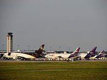 Milwaukee Mitchell International Airport Wikipedia