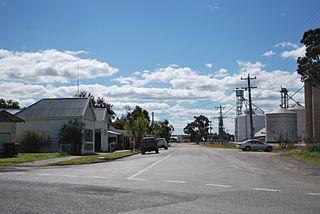 Mitiamo, Victoria Town in Victoria, Australia