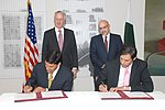 MoU Signing Ceremony between USAID & APF at Islamabad on April 18, 2012 (7090442303).jpg