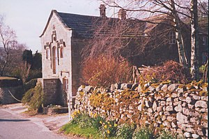 Appletreewick - Mock Beggar Hall in Appletreewick