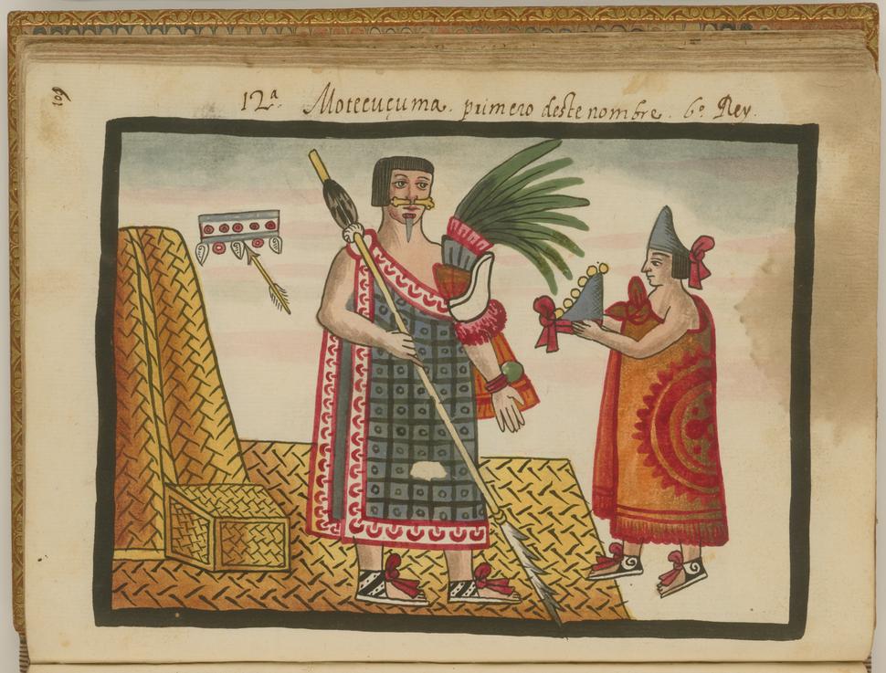 Moctezuma I, the Fifth Aztec King