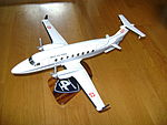 Model Beech 1900 Swiss Air Force.JPG