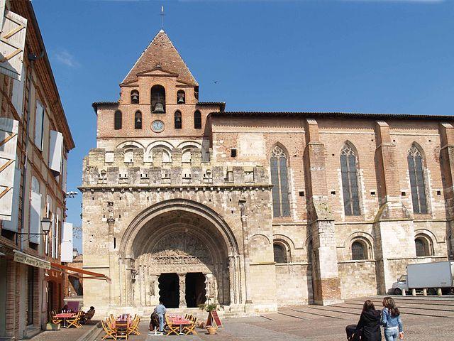 Moissac - В окрестностях Тулузы - что посмотреть вокруг Тулузы, путеводитель по Франции