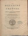 Moivre - Doctrine of chances, 1761 - 722666.tif