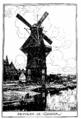 Molen De Gooyer Amsterdam Wenckebach ca 1900.png