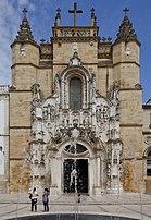 Monasterio de Santa Cruz, Coímbra, Portugal, 2012-05-10, DD 01 (bijgesneden) .JPG