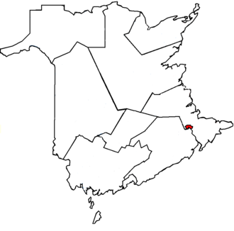 Moncton—Riverview—Dieppe - Moncton—Riverview—Dieppe in relation to the other New Brunswick ridings (2003 boundaries)