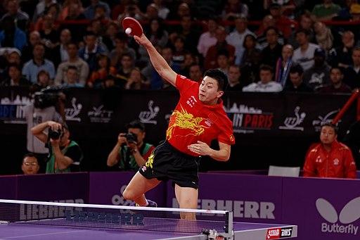 Mondial Ping - Men's Singles - Round 4 - Ma Long-Koki Niwa - 09
