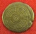 Monetiere di fi, moneta romana repubblicana con labirinto 02.JPG