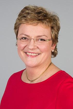 Monika Hohlmeier - Image: Monika Hohlmeier MEP, Strasbourg Diliff
