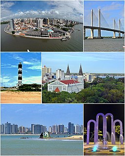 Aracaju Municipality in Northeast, Brazil