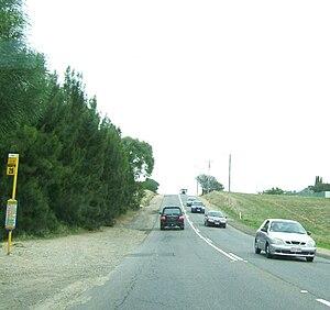 Modbury, South Australia - Image: Montague rd. modbury and n