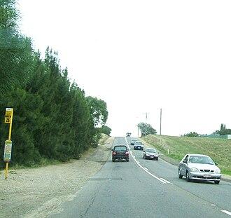 Modbury, South Australia - Montague Road