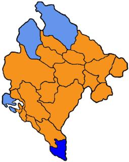 2008–10 Montenegrin municipal elections