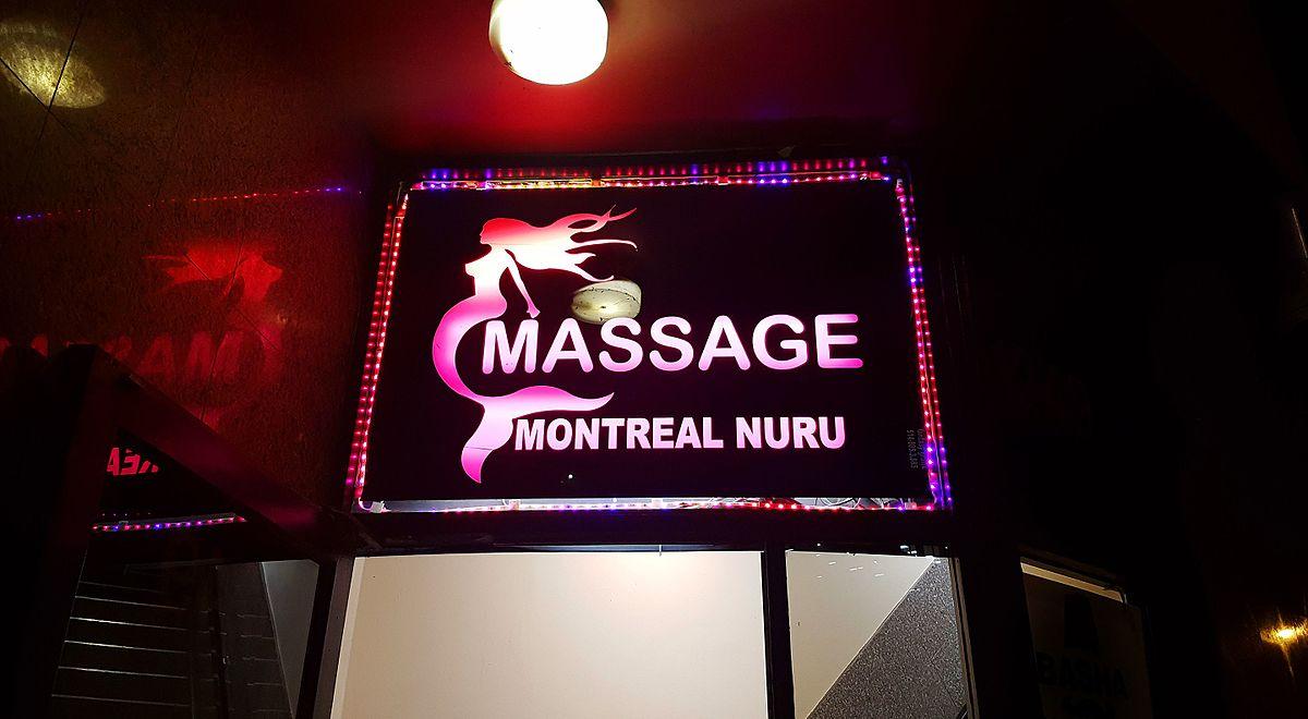 Amusing erotic massage technique