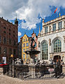 Monumento Neptuno, Gdansk, Polonia, 2013-05-20, DD 07.jpg