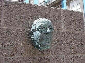 Juan Negrín - Monument in Las Palmas, Gran Canaria