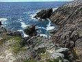 Morbihan Quiberon Cote Sauvage Port-Kebau - panoramio.jpg