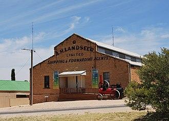 Morgan, South Australia - Image: Morgan Museum