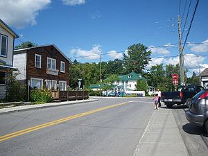Morin-Heights - Downtown Morin Heights