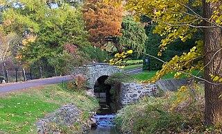 Morris Arboretum United States historic place