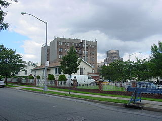 Crotona Park East, Bronx Neighborhood of the Bronx in New York City