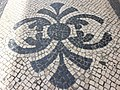 Mosaic - a feature of Lisbon footpaths (5936536933).jpg