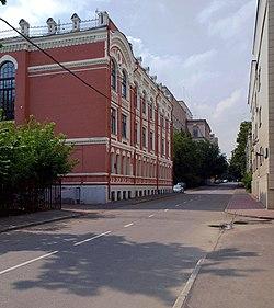 Справка из тубдиспансера Электрический переулок 046 справка на оружие Сретенский бульвар