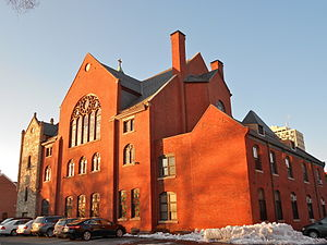 Mother Bethel A.M.E. Church - Image: Mother Bethel Philly b