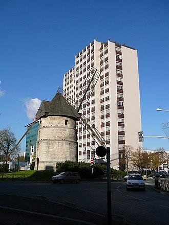 Ivry-sur-Seine - Image: Moulin d'Ivry