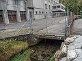 Moulins de Tavannes-Brücke (Bachdurchlass) über die Birs, Tavannes BE 20181006-jag9889.jpg