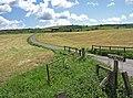 Mount Park farm road - geograph.org.uk - 1390891.jpg