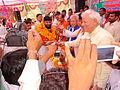 Mr.Bhaskar with BJP State President.JPG