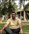 Mr Satish Panwar who built Hira villa farmhouse.jpg