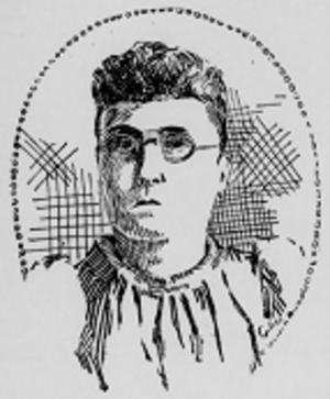 Nicholas C. Creede - Mrs. Creede c. 1898
