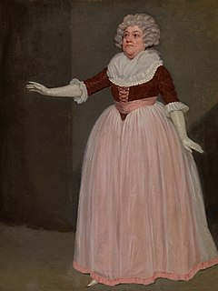 Mrs Webb 18th-century British comedienne, actress, and singer