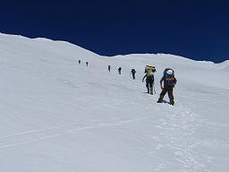 Mt Ruapehu Wanderung