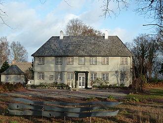 Dronningmølle - Munkeruphus