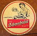 Musée Européen de la Bière, Beer coaster pic-022.JPG