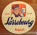 Musée Européen de la Bière, Beer coaster pic-045.JPG