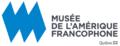 Musee de l'Amérique francophone 2013 (logo).png