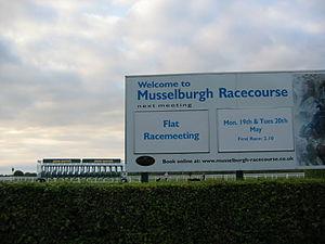 Musselburgh Racecourse - Image: Muss Race 06