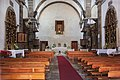 Muxía - 07 - Igrexa - Interior tras restauracion.jpg