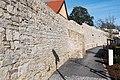 Nähe Roßbrunnstraße, Stadtmauer Schweinfurt 20190223 002.jpg