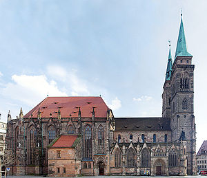 St. Sebaldus Church, Nuremberg