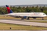 N171DN Delta Air Lines Boeing 767-332(ER) coming in from Atlanta (ATL) @ Frankfurt Rhein-Main International (FRA) 08.05.2018 (41937154382).jpg