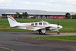 N65MJ Beech 58P baron CVT 18-04-17 (34554687546).jpg