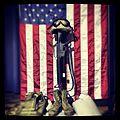 NASA Goddard's final salute 'In Memory of America's Fallen'. (7290778888).jpg